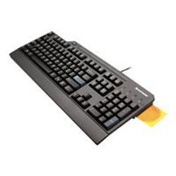 Lenovo USB Smartcard Keyboard - U.K. English