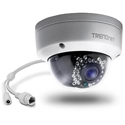 Image of TRENDnet TV-IP321PI Outdoor 1.3 MP HD PoE Dome IR Network Camera
