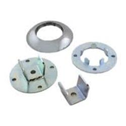 B-Tech 50mm pole Floor Fixing Kit
