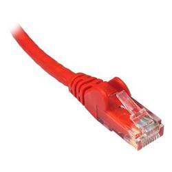 Cables Direct 2M Network 5E Patch Lead Moulded Red B/Q 150