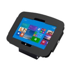 Maclocks Surface Pro 3 Space Enclosure Kiosk 45 Degree Mount - Black