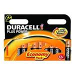 Duracell Plus Power AAA 12 Pack