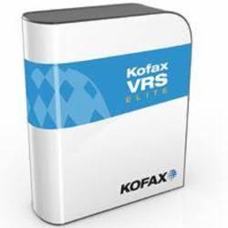 Kofax VRS Elite Workgroup Software