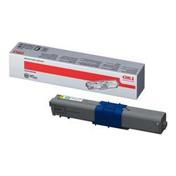 OKI Toner Cartridge Yellow MC853/MC873