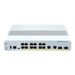 Cisco Catalyst 3560CX-12TC-S Switch 12 ports Managed - Desktop, Rack-Mountable, Wall-Mountable