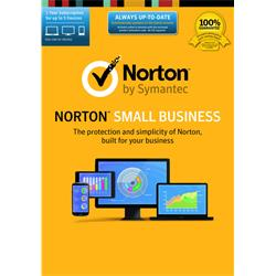 Norton Small Business 1.0 1 User 5 Devices Card