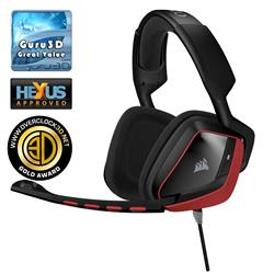 Corsair Gaming VOID Surround Gaming Headset Dolby 7.1 USB - Red