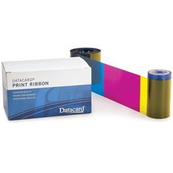 DataCard Ribbon Color YMCKT 125 Images