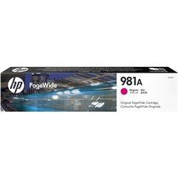 HP 981A Magenta original PageWide ink cartridge