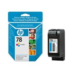 HP 78 Tri-colour Original Ink Cartridge