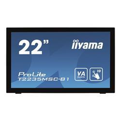 iiyama ProLite T2235MSCB1 LED Monitor 22 Touchscreen