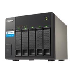 QNAP TX-500P/10TB-RED 5 Bay Desktop NAS