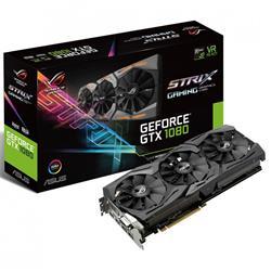 Asus GeForce GTX 1080 ROG STRIX 1835MHz 8GB GDDR5X PCIe3.0 Graphics Card