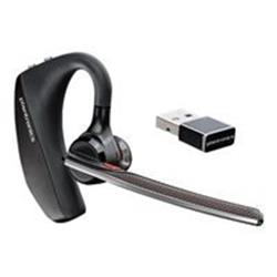 Plantronics Voyager 5200 UC Bluetooth Noise Cancelling Wireless Headset  Mobile  PC  Tablet