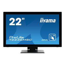 iiyama ProLite T2236MSCB2 LED 22  tscreen 1920x 1080 Full HD