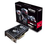 Sapphire Technology AMD Radeon RX460 NITRO+ 4GB GDDR5 PCIe3.0 Graphics Card
