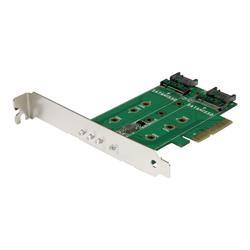 StarTech.com 3PT M.2 SSD Card  PCIe 3.0