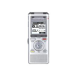 Olympus WS831 2GB Digital Voice Recorder 8GB MicroSD Card  Silver