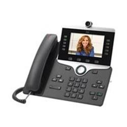 Cisco IP Phone 8845 IP Video Phone Digital Camera Bluetooth Inte