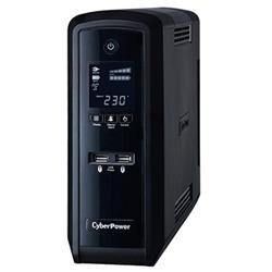 Cyberpower CP1300EPFCLCD Backup UPS PFC Pure Sinewave 1300VA/780W 2 x UK Sockets 4 x IEC