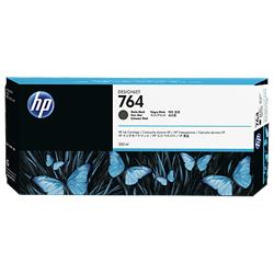 HP 764 Ink Matte Black 300ml