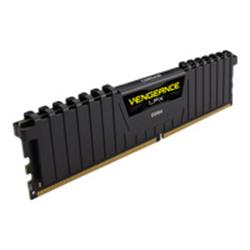 Corsair Vengeance LPX 16GB DDR4 DIMM 288-pin 2400 MHz/PC4-19200 CL16 1.2V unbuffered non-ECC - Black