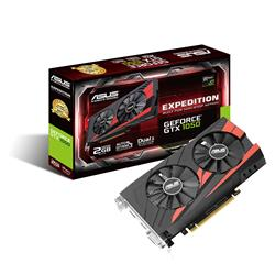 Asus GeForce GTX 1050 2GB GDDR5 PCIe 3.0 Graphics Card