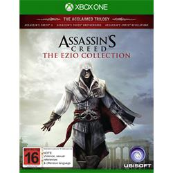 UbiSoft Assassins Creed: The Ezio Collection for XBOX One
