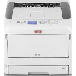 OKI C833dn2AC A4 A3 Colour Laser Printer