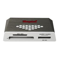 Image of Kingston KTC USB 3.0 Hi-Speed Media Reader
