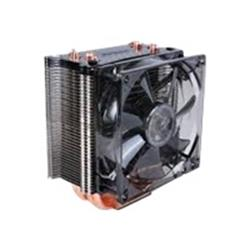 Antec C40 NickelPlated Quad Direct Contact CPU AirCooler