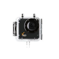 Kaiser Baas X 80 Water proof  HD Action Camera 1080p 2 LCD Screen