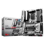 MSI Z270 MPOWER GAMING TITANIUM LGA1151 Intel Z270 DDR4 ATX