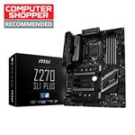 MSI Z270 SLI PLUS LGA1151 Intel Z270 DDR4 ATX