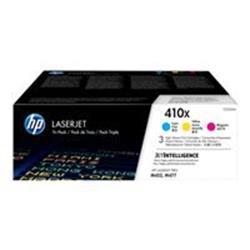 HP 410X HY Original LaserJet 3pk CMY