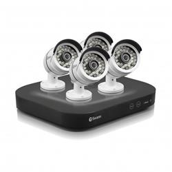 Swann Communications 8 Channel TVI DVR 4 Camera 3MP CCTV Kit