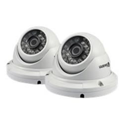 Swann Communications 2 Pack Dome Cameras 1080p