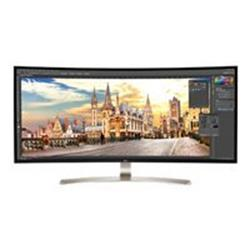LG Electronics 38UC99W 38 3840x1600 5ms Curved IPS HDMI DP Monitor