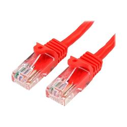 Image of StarTech.com 5m Red Cat5e Patch Cable