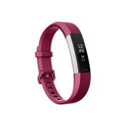Fitbit Alta HR Fuchsia  Stainless Steel  Large