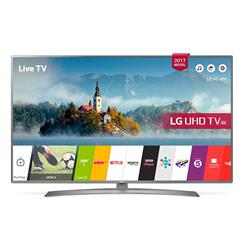 "LG UJ670V 49"" 4K Ultra HD Multi HDR Smart LED TV"
