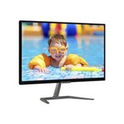 "Philips E-Line 24"" Full HD LED Monitor with Speakers VGA DVI HDMI"