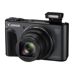 Canon PowerShot SX730 HS Black Camera Kit inc 32GB SD Card and Cas
