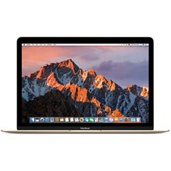 "Apple MacBook 12"" 1.2GHz dual-core Intel Core m3 256GB - Gold"