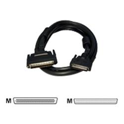 Cables Direct 1MTR VHDCI 68 (SCSI 5) M - HP68D (SCSI 3) BLACK SCSI CABLE