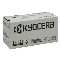 Image of Kyocera Black Toner Cassette 2.6K