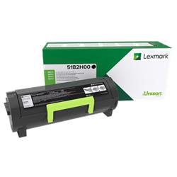 Lexmark Ms/Mx417 Black Return Program H Yield Toner Cartridge 8.5K