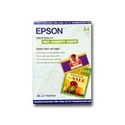 Epson A4 Photo Self - Adhesive 10sht