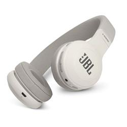 JBL E45 Bluetooth Wireless on-ear headphones - White