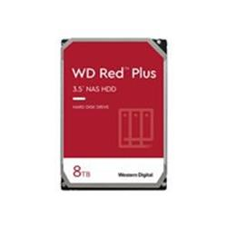 "WD 8TB Red NAS Hard Drive 3.5"" 256MB Cache"